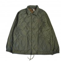 <font size=5>SAYHELLO</font><br>Love Quilting Coach Jacket<br>Military Green<br>