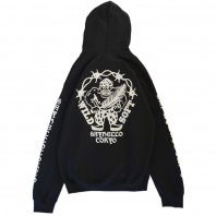 <font size=5>【30%OFF】</font><br>SAYHELLO<br>SOFT & WILD HOODED PARKA<br>Black<br><img class='new_mark_img2' src='https://img.shop-pro.jp/img/new/icons17.gif' style='border:none;display:inline;margin:0px;padding:0px;width:auto;' />