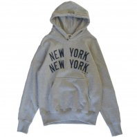 <font size=5>Majestics Athletics</font><br>M.V.P.× BBP × Majestic NY Yankees Hoodie<br>Gray<br>