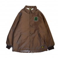 <font size=5>BBP</font><br>James Brown x BBP JB's Coaches Jacket<br>Brown<br>