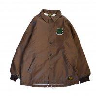 <font size=5>BBP</font><br>James Brown x BBP JB's Coaches Jacket<br>Brown<br>
