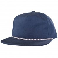 <font size=5>Herchel Supply Co</font><br>Cusak Cap<br>Navy<br>