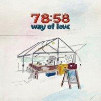 <font size=5>光がらむ/DJ HIKARU</font><br>78:58 way of love<br>Label SMR(JPN)
