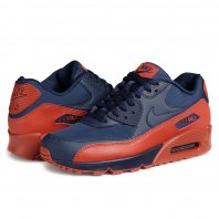 <font size=5>NIKE</font><br>AIR MAX 90 ESSENTIAL<br>NAVY<br>