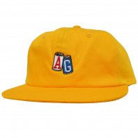 <font size=5>ACAPULCO GOLD</font><br>AG CANS TWILL 6 PANEL CAP<br>2 Color<br><img class='new_mark_img2' src='https://img.shop-pro.jp/img/new/icons1.gif' style='border:none;display:inline;margin:0px;padding:0px;width:auto;' />
