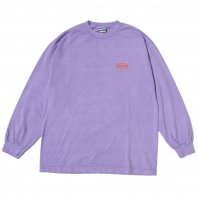 <font size=5>SAYHELLO</font><br>MeetUp GarmentDyed Long Sleeve Tee<br>2 Color<br><img class='new_mark_img2' src='https://img.shop-pro.jp/img/new/icons1.gif' style='border:none;display:inline;margin:0px;padding:0px;width:auto;' />