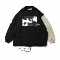 <font size=5>TBPR×KILLER BONG</font><br>CYBORG CREW SWEAT<br>BLACK<br><img class='new_mark_img2' src='https://img.shop-pro.jp/img/new/icons1.gif' style='border:none;display:inline;margin:0px;padding:0px;width:auto;' />