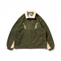 <font size=5>TBPR</font><br>TAKODOSU FLEECE JKT<br>OLIVE<br><img class='new_mark_img2' src='https://img.shop-pro.jp/img/new/icons1.gif' style='border:none;display:inline;margin:0px;padding:0px;width:auto;' />