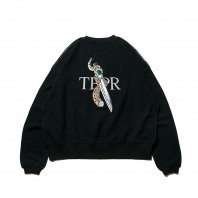 <font size=5>TBPR</font><br>TAKODOSU CREW SWEAT<br>BLACK<br><img class='new_mark_img2' src='https://img.shop-pro.jp/img/new/icons1.gif' style='border:none;display:inline;margin:0px;padding:0px;width:auto;' />