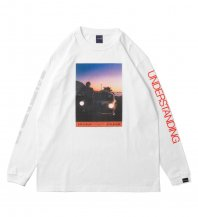 <font size=5>APPLEBUM</font><br>Summer Breeze L/S T-shirt<br>WHITE<br>