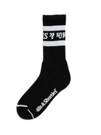 <font size=5>40's&Shorties</font><br> TOSSED UP TEXT LOGO SOCKS <br>BLACK<br><img class='new_mark_img2' src='https://img.shop-pro.jp/img/new/icons1.gif' style='border:none;display:inline;margin:0px;padding:0px;width:auto;' />