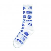<font size=5>40's&Shorties</font><br> SCHIZO SOCKS <br>White<br><img class='new_mark_img2' src='https://img.shop-pro.jp/img/new/icons1.gif' style='border:none;display:inline;margin:0px;padding:0px;width:auto;' />