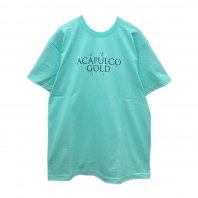 <font size=5>ACAPULCO GOLD</font><br>SHINE TEE<br>CELADON<br>