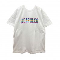 <font size=5>ACAPULCO GOLD</font><br>TRAD S/S TEE<br>WHITE<br><img class='new_mark_img2' src='https://img.shop-pro.jp/img/new/icons17.gif' style='border:none;display:inline;margin:0px;padding:0px;width:auto;' />