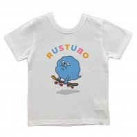 <font size=5>RUTSUBO 坩堝</font><br>OBAKE Kids T-Shirts (RUTSUBO×YU SUDA)<br>White<br><img class='new_mark_img2' src='https://img.shop-pro.jp/img/new/icons1.gif' style='border:none;display:inline;margin:0px;padding:0px;width:auto;' />