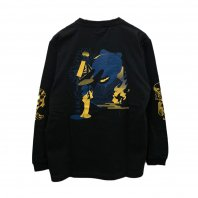 <font size=5>RUTSUBO 坩堝</font><br>Nesshisen L/S T-Shirts (RUTSUBO×YUSUDA)<br>2color<br><img class='new_mark_img2' src='https://img.shop-pro.jp/img/new/icons1.gif' style='border:none;display:inline;margin:0px;padding:0px;width:auto;' />