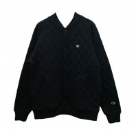 <font size=5>【30%OFF】</font><br>Champion<br>quilting jacket<br>Black<br><img class='new_mark_img2' src='https://img.shop-pro.jp/img/new/icons17.gif' style='border:none;display:inline;margin:0px;padding:0px;width:auto;' />