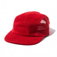 <font size=5>RUTSUBO 坩堝</font><br>TERRY SIDE MESH 5PANEL CAP<br>2color<br>