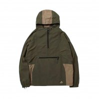 <font size=5>SAYHELLO</font><br>CITY ANORAK PARKA<br>Olive<br>