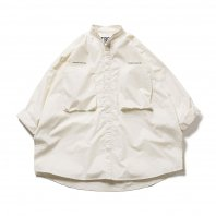 <font size=5>TBPR</font><br>BAND COLLAR BIG SHIRTS<br>Ivory<br><img class='new_mark_img2' src='https://img.shop-pro.jp/img/new/icons1.gif' style='border:none;display:inline;margin:0px;padding:0px;width:auto;' />