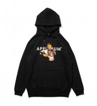 <font size=5>APPLEBUM</font><br>CHICAGO BOY SWEAT PARKA<br>BLACK<br><img class='new_mark_img2' src='https://img.shop-pro.jp/img/new/icons1.gif' style='border:none;display:inline;margin:0px;padding:0px;width:auto;' />