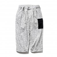 <font size=5>TBPR</font><br>RAIN CAMO BAGGY PANTS<br>Grey<br>