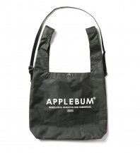 <font size=5>APPLEBUM</font><br>Shoulder Marche Bag<br>Olive<br><img class='new_mark_img2' src='https://img.shop-pro.jp/img/new/icons1.gif' style='border:none;display:inline;margin:0px;padding:0px;width:auto;' />