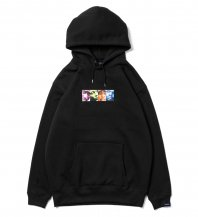 <font size=5>APPLEBUM</font><br>Juice Sweat Parka<br>Black<br>