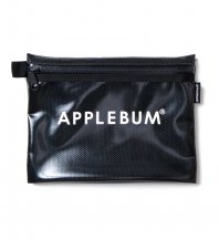 <font size=5>APPLEBUM</font><br>Value Waterproof Pouch<br>Black<br><img class='new_mark_img2' src='https://img.shop-pro.jp/img/new/icons1.gif' style='border:none;display:inline;margin:0px;padding:0px;width:auto;' />