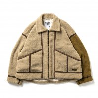 <font size=5>TBPR</font><br>BOA FLIGHT JKT<br>Beige<br>