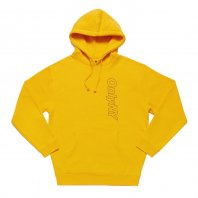 <font size=5>ONLY NY</font><br>Outline Logo Hoodie<br>Gold<br>