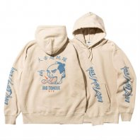 <font size=5>RUTSUBO 坩堝</font><br>BIG TONGUE AIR PULLOVER PARKA   RUTSUBO×YUSUDA<br>SAND<br>