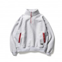 <font size=5>TBPR</font><br>FISHING SNAP SWEAT (TIGHTBOOTH / CHAOS FISHING CLUB)<br>Gray<br>