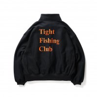 <font size=5>TBPR</font><br>FISHING SNAP SWEAT (TIGHTBOOTH / CHAOS FISHING CLUB)<br>Black<br>