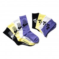 <font size=5>TBPR</font><br>YATAGARASU SOCKS (TIGHTBOOTH / WHIMSY SOCKS)<br> 3 Color<br><img class='new_mark_img2' src='https://img.shop-pro.jp/img/new/icons1.gif' style='border:none;display:inline;margin:0px;padding:0px;width:auto;' />