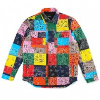 <font size=5>40's&Shorties</font><br>Bandana Jacket<br>Multi<br>