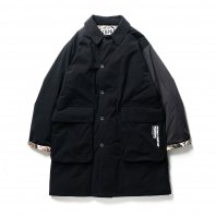 <font size=5>TBPR</font><br>ISLEY PUFFY C-COAT(TIGHTBOOTH / NEIGHBORHOOD)<br>BLACK<br><img class='new_mark_img2' src='https://img.shop-pro.jp/img/new/icons1.gif' style='border:none;display:inline;margin:0px;padding:0px;width:auto;' />