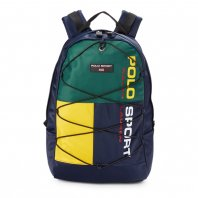 <font size=5>POLO Ralph Lauren</font><br>POLO SPORT nylon backpack<br>Multi<br>