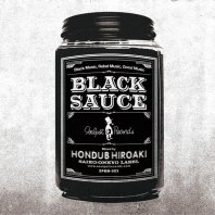 <font size=5>Black Sauce</font><br>HONDUB HIROAKI<br>Soulpot Record<br>