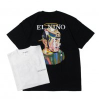 <font size=5></font><br>OIL WORKS<br>EL NINO MIX TAPE T-SHIRTS<br>2color<br>