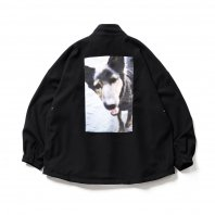 <font size=5>TBPR</font><br>DOG ANORAK(TIGHTBOOTH×JIRO KONAMI)<br>BLACK<br><img class='new_mark_img2' src='https://img.shop-pro.jp/img/new/icons1.gif' style='border:none;display:inline;margin:0px;padding:0px;width:auto;' />