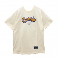 <font size=5>ACAPULCO GOLD</font><br>CARAJO TEE<br>CREAM<br>