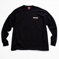 <font size=5>NUTTY</font><br>NUTTYBASE LONG SLEEVE T-SHIRT<br>Black<br>