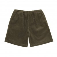 <font size=5>ONLY NY</font><br>Wide Wale Corduroy Chill Shorts<br>Olive<br>