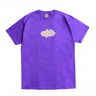 <font size=5>SAYHELLO</font><br>Pull Logo S/S Tee<br>Purple<br>