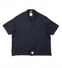 <font size=5>APPLEBUM</font><br>Paisley Jacquard S/S Oversize Shirt<br>NAVY<br><img class='new_mark_img2' src='https://img.shop-pro.jp/img/new/icons1.gif' style='border:none;display:inline;margin:0px;padding:0px;width:auto;' />