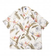 <font size=5>APPLEBUM</font><br>Flower5021 S/S Aloha Shirt<br>White<br><img class='new_mark_img2' src='https://img.shop-pro.jp/img/new/icons1.gif' style='border:none;display:inline;margin:0px;padding:0px;width:auto;' />