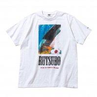 <font size=5>RUTSUBO 坩堝</font><br>KANKAKU S/S T-SHIRTS<br>WHITE<br>