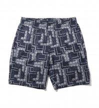 <font size=5>APPLEBUM</font><br>Paisley Short Pants <br>Navy<br>