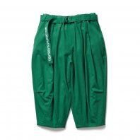 <font size=5>TBPR</font><br>CANAPA CROPPED PANTS<br>Green<br>